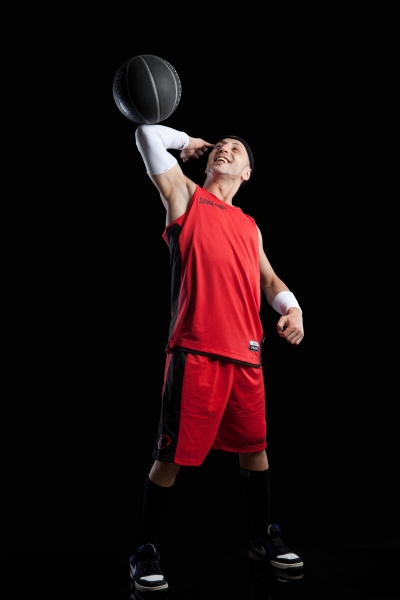 Mehmet Kekec - RID-rekord-basketball-Elbogen