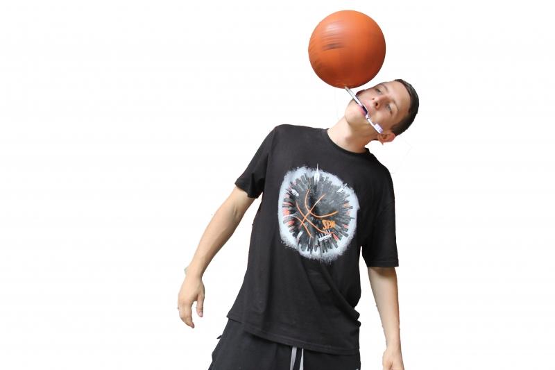 Michael Kopp - RID-rekord-basketball-zahnbürste
