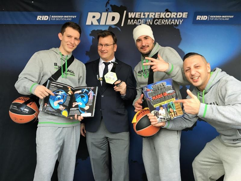 RID- Spalding Breakball Team 1