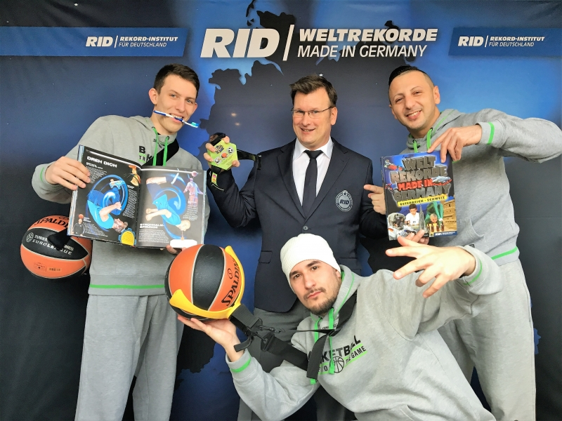 RID- Spalding Breakball Team 2