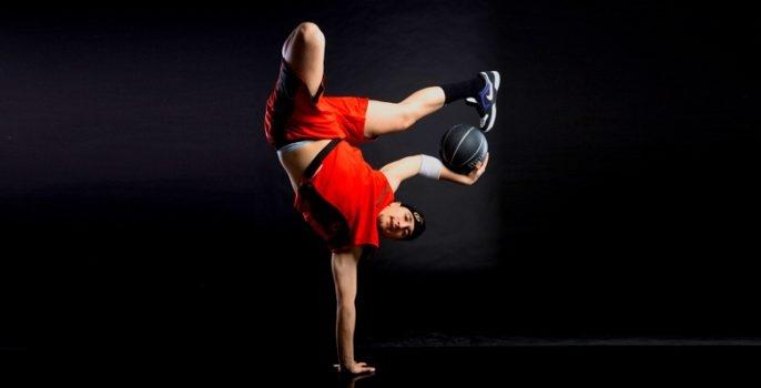 Caino - RID-rekord-basketball-hopser