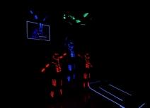 LED SPALDING SHOW TEAM6