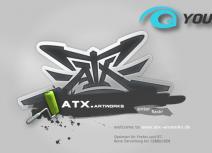 Atx-Artworkx Logogestaltung