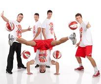Spalding Breakball Team