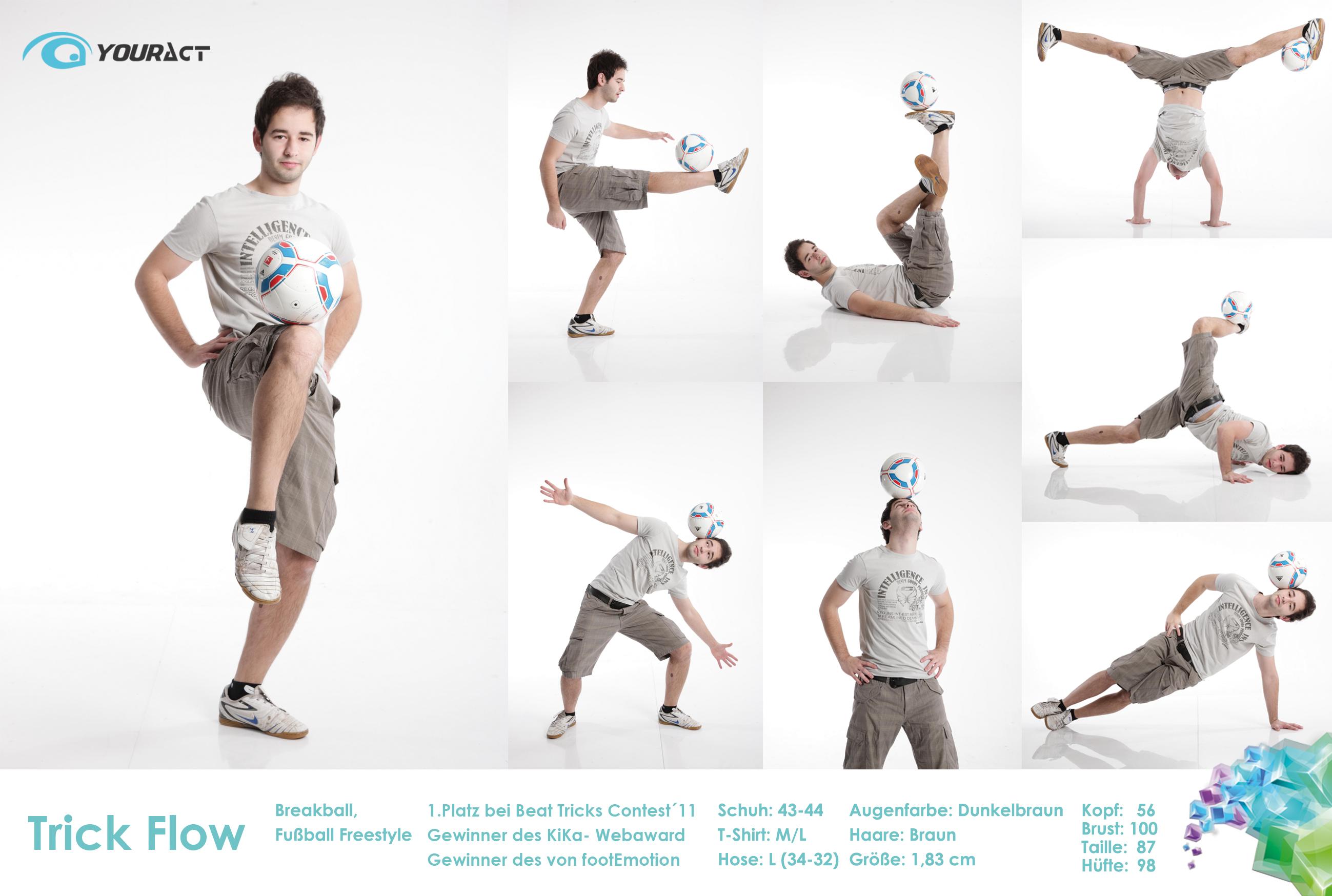 fußball tricks