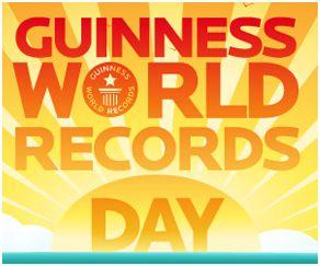 Michael Kopp- Guinness World Records Day 2012