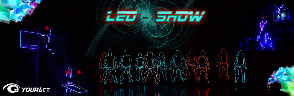 LED SHOWPRODUKTION