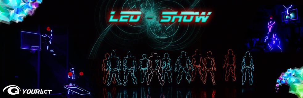 LED SHOWPRODUKTION