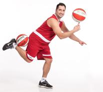 Basketball Showproduction Freestyler