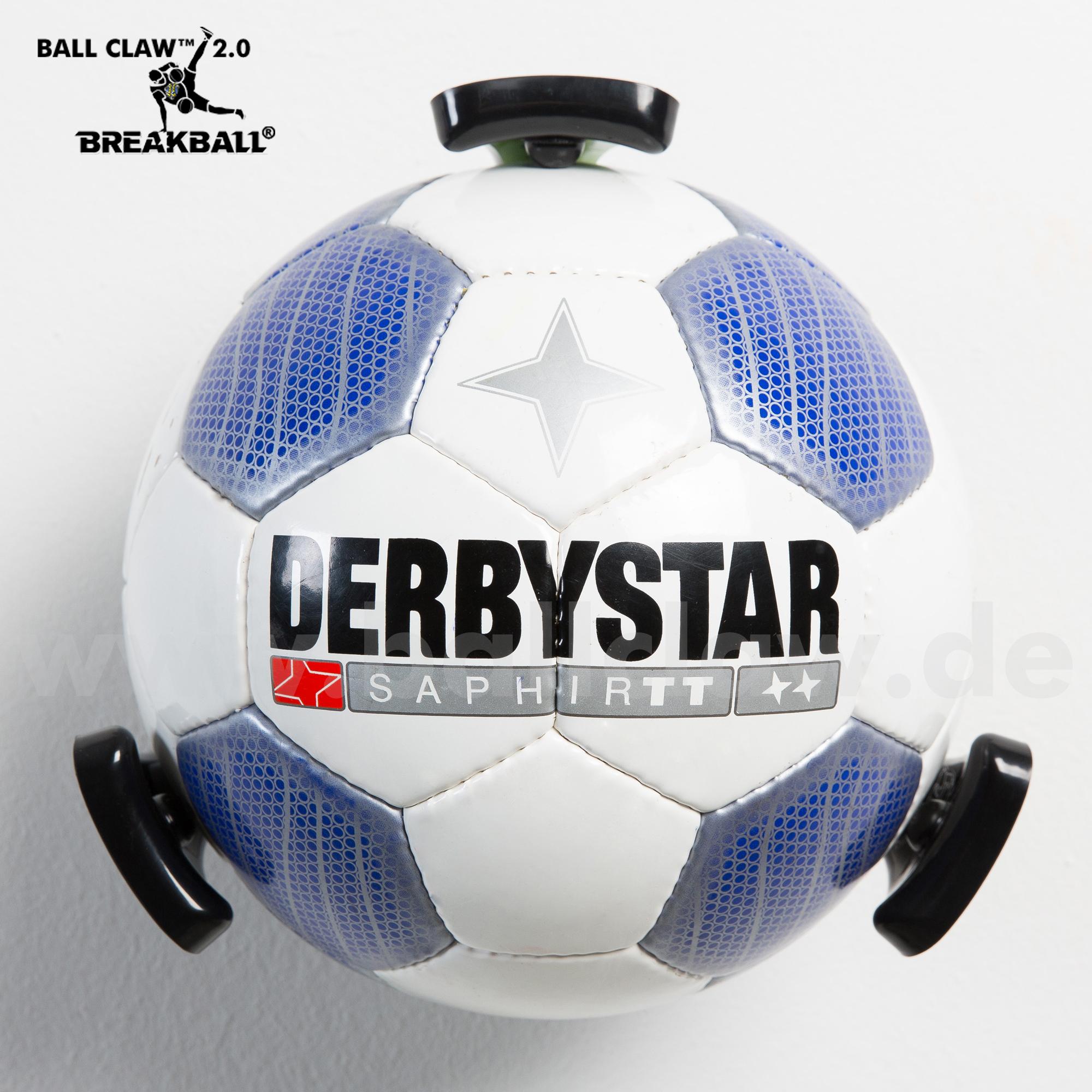 Ballhalter für Fußbälle